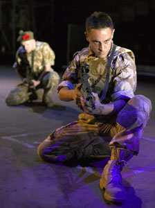 Ryan Fletcher and Emun Elliott