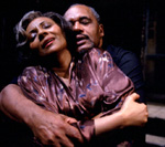Charles Brown and Leslie Uggams in King Hedley II(Photo: Eric Y. Exit)