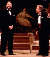 John Ritter and Henry Winklerin The Dinner Party(Photo: Craig Schwartz)