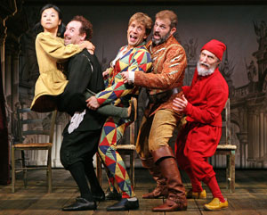 Julyana Soelistyo, John Kassir, Jeremy Webb, Marc Kudisch,