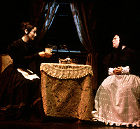 Marla Schaffel and Mary Stoutin Jane Eyre(Photo: Joan Marcus)