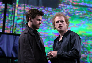 Judson Williams and Scott Shepherd