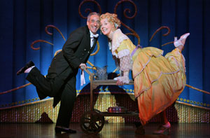 Robert Dorfman and Georgia Engel