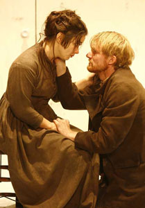 Susan Bennett and Scott Parkinson