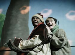 A scene from A Year with Frog and Toad