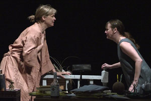 Amy Morton and Sally Murphy in August: Osage County