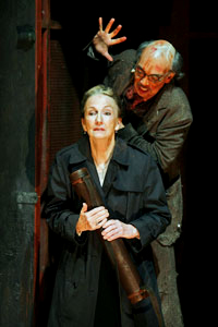Kathleen Chalfant and Thom Sesma