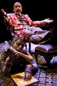 Max McLean and Karen Eleanor Wight