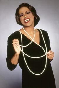 Jennifer Holliday as Bessie Smith(Photo: Carol Rosegg)