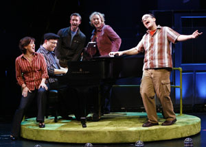 Sandy Binion, Darren R. Cohen, D.B. Bonds, Sally Wilfert,