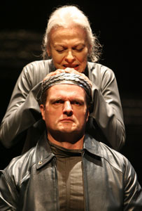 Judith Roberts and Michael Cumpsty