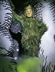 Patrick Page in Dr. Seuss' How the Grinch