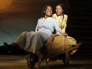 Jeannette Bayardelle and LaToya London