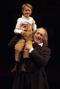 Ryan Cowhey and Larry Yando