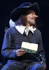 Kevin Kline in Cyrano de Bergerac