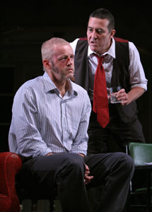 David Morse and Ciaran Hinds