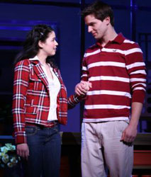 Arielle Jacobs and John Jeffrey Martin