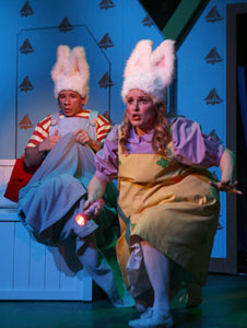 Lee Markham and Kelly Felthous