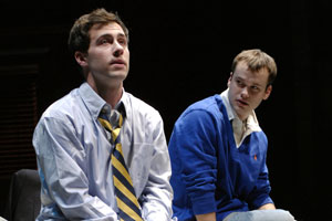 Tim Rock and Stephen Louis Grush in Good Boys and True