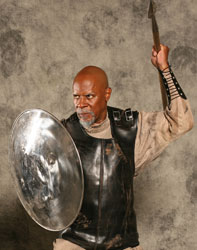 Avery Brooks in Tamburlaine