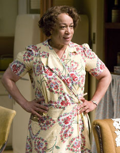 S. Epatha Merkerson in the LA production
