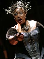 Pauline Malefane in The Magic Flute
