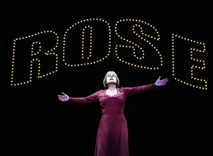 Patti LuPone in Gypsy