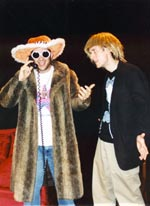 Bubbico and O'Leary (l-r)in Sting Operation(Photo: Daisy Baldwin)