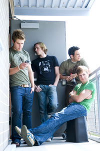Jesse JP Johnson, Adam Halpin,