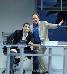 Matthew Del Negro and Andrew Polk