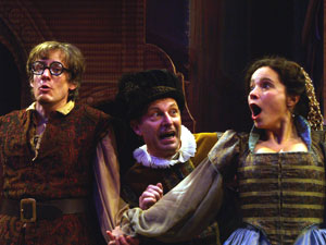 Erik Steele, Dominic Cuskern, and Rachel Botchan