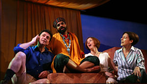 Stephen Schnetzer, Kenneth Maharaj, Kathleen McNenny,
