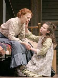 Annika Boras and Meredith Lipson