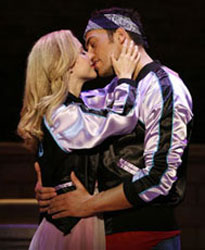Kerry Butler and Cheyenne Jackson