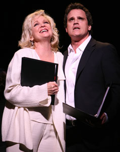 Christine Ebersole and Michael Park in Applause (© Joan Marcus)