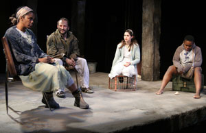 Rosalyn Coleman, Laith Nakli, Flora Diaz,