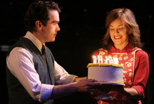 Brian d'Arcy James and Alice Ripley in Next to Normal (© Joan Marcus)