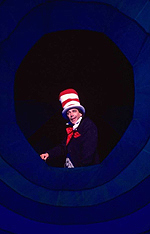 David Shiner, as he appearedin Seussical