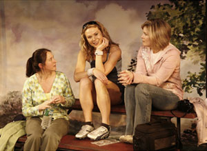 Deborah Sonnenberg, Caralyn Kozlowski, and