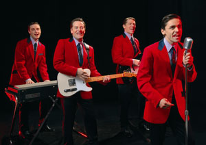 Stephen Ashfield, Glenn Carter, Philip Bulcock,