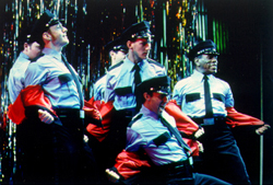 The men of The Full Monty(Photo: Craig Schwartz)