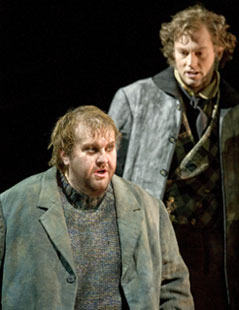 Anthony Dean Griffey and Teddy Tahu Rhodes