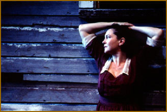 Cherry Jones in A Moon for the Misbegotten(Photo: Eric Y. Exit)