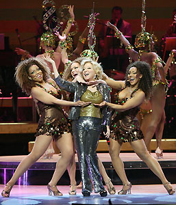 Bette Midler in The Showgirl Must Go On