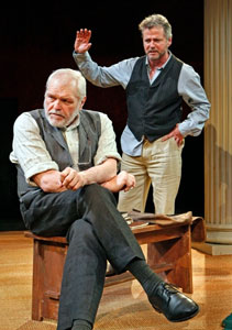 Brian Dennehy and Aidan Quinn