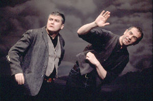 Conleth Hill and Seán Campion in Stones in His Pockets(Photo: Joan Marcus)