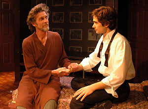 John Glover and Edward Tournier
