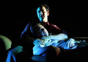 Scott Cohen and Samuel West in