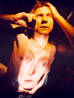 Simon McBurney in Mnemonic(Photo: Alastair Muir)