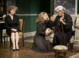 Penny Fuller, Hallie Foote and Elizabeth Ashley
